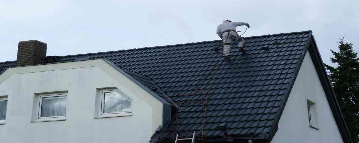 Dachbeschichtung - Dachsanierung